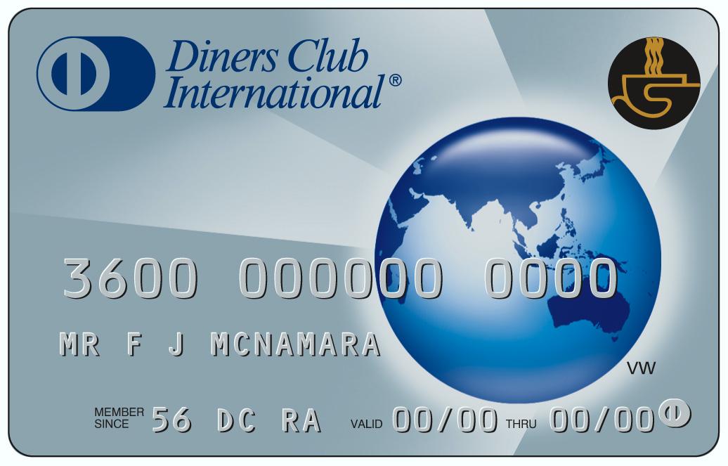 Банковские карты Diners Club