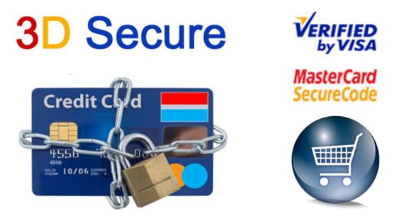 Безопасные покупки в интернете c технологией 3D Secure