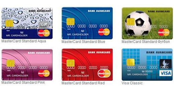 Особенности и условия дебетовых карт от банка «Авангард»