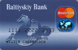 Кредитные карты Балтийского банка: выгодные условия для заемщиков