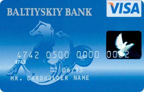 Проверить баланс на карте Балтийского Банка онлайн и не только