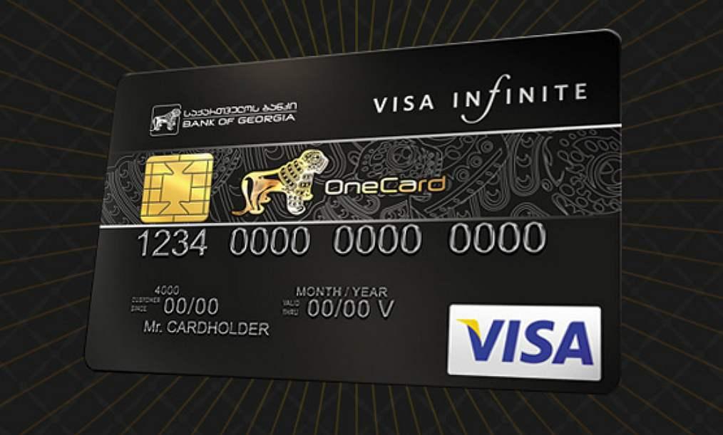 Обзор карты Visa Infinite от банка ВТБ 24