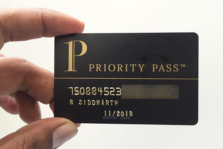 Обзор карты Priority Pass в ВТБ24 – лучшие условия для деловых людей