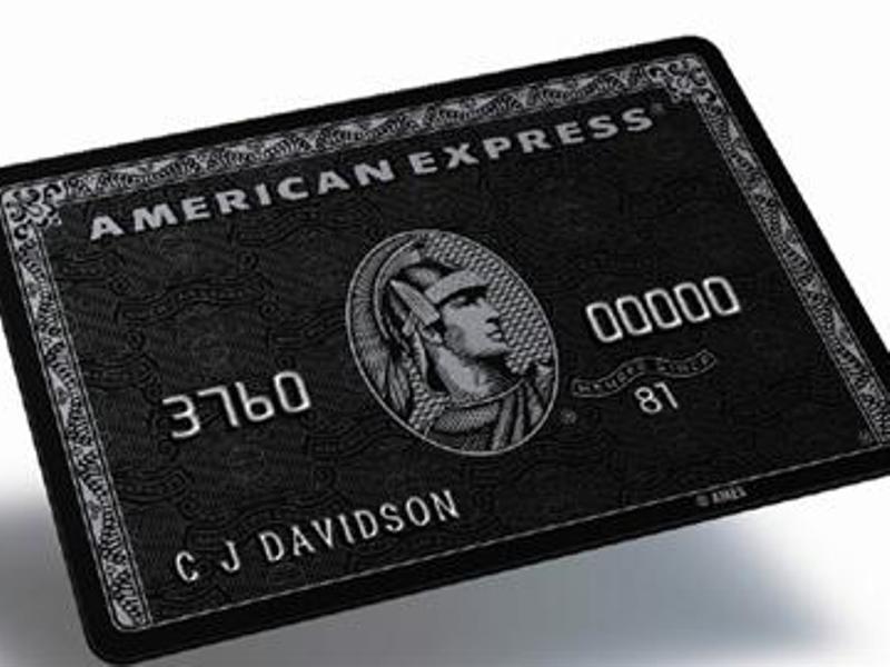 Специальные черные карты Black Edition для высоких лиц