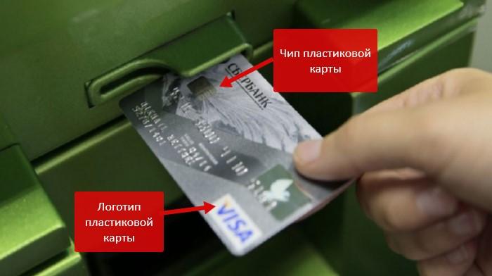 Как снять деньги с карты Сбербанка: все очень просто