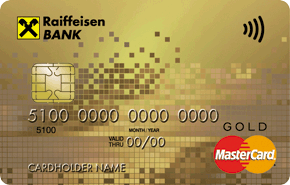 MasterCard Gold Package