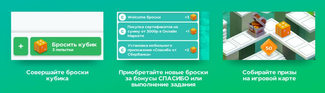 «СПАСИБОМАНИЯ 2» - новая акция от Сбербанка, играем и выигрываем